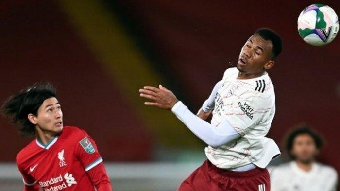 LIVE Mola TV Arsenal Vs Liverpool, 5 Fakta Jelang Big Match, The Reds Punya Rekor Buruk di Emirates