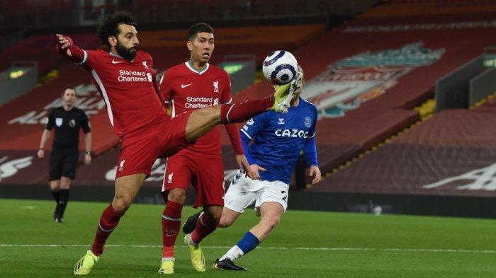 LIVE Mola TV Big Match Man United Vs Liverpool Malam Ini, Kans Salah Pecahkan Rekor Tua 1 Abad