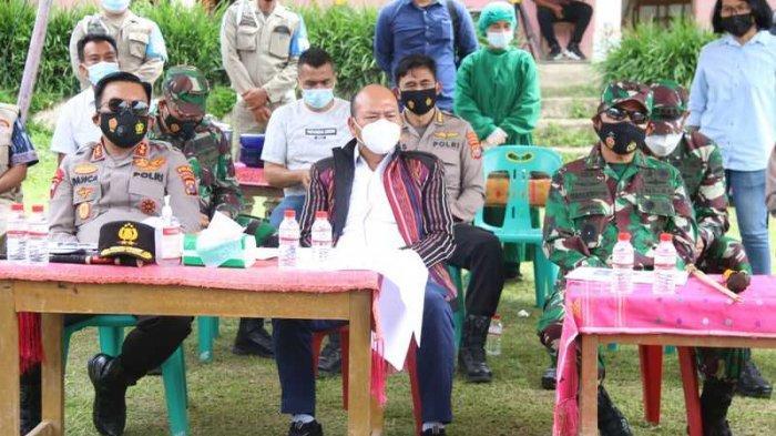 Sudah Nol Kasus Positif Covid-19, Dusun Hutagurgur di Tapanuli Utara Tetap Ditutup untuk Warga Luar