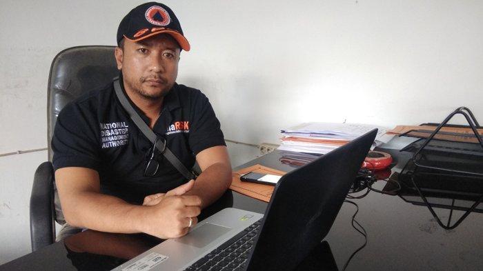 BPBD Kabupaten Karo Minta Warga Kurangi Aktivitas Luar Rumah