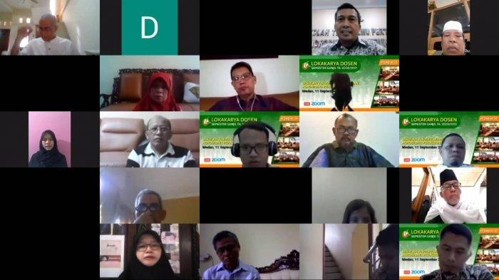 Lokakarya Dosen STIP-AP secara Daring