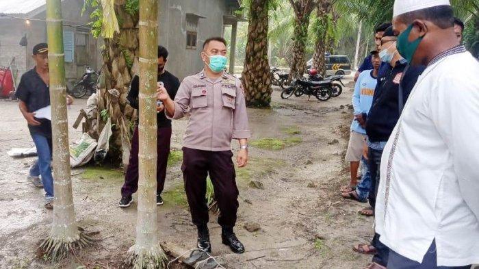 Nasib Tragis Kakek Rahman, Penyakit tak Sembuh Pilih Gantung Diri di Pohon Pinang