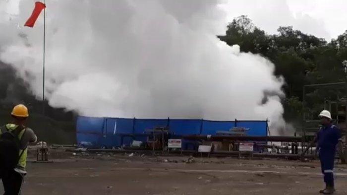Keracunan Gas di Madina, Polisi Tutup Pembangunan Pembangkit Listrik Tenaga Panas Bumi PT SMGP