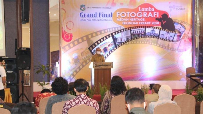 Asmum Kota Medan Apresiasi Pemenang Lomba Fotografi Medan Heritage dan Ekonomi Kreatif 2020