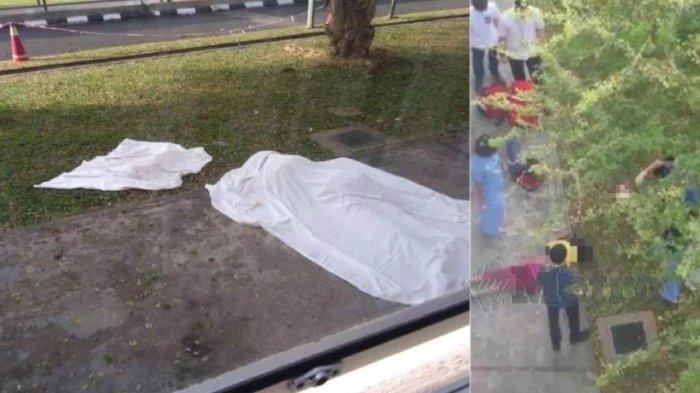 Ibu Muda 16 Tahun Lompat dari Gedung Rumah Sakit Sambil Gendong Bayi, Keduanya Tewas di Tempat
