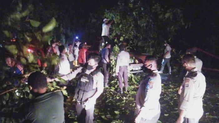 Longsor dan Pohon Tumbang di Tapteng, Polisi Imbau Pengguna Jalan Gunakan Jalur Berikut