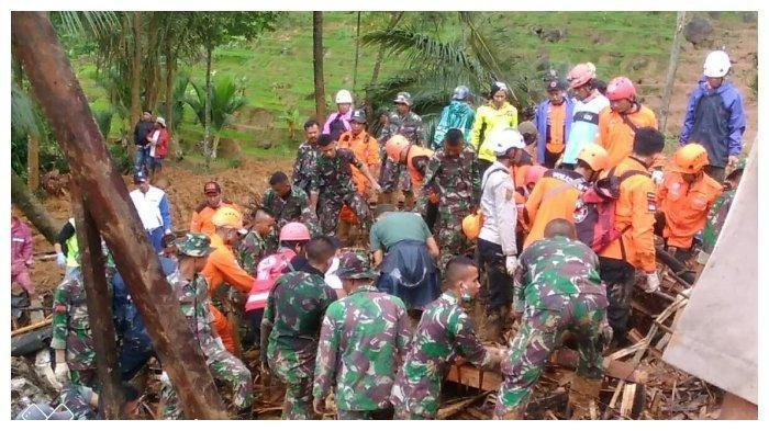 Udar 5 Fakta terkait Longsor Sukabumi, Kisah Saksi Mata hingga Update Jumlah Korban Jiwa
