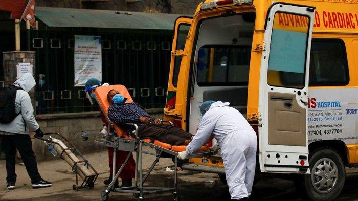 Makin Ngeri, Rumah Sakit Rujukan Covid-19 di Medan Hampir Penuh