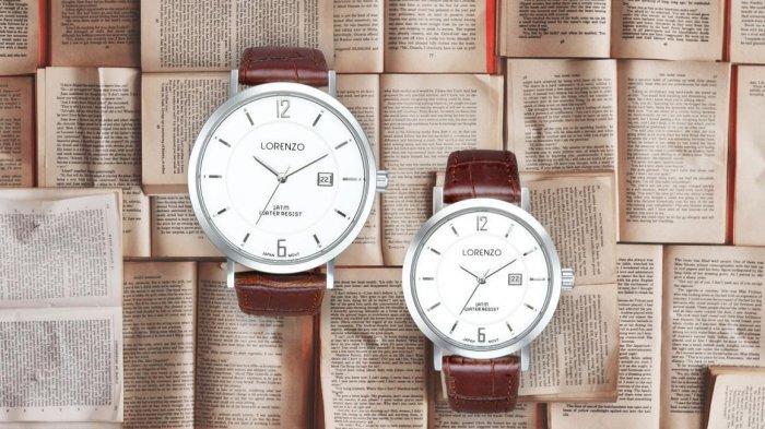 Lorenzo Watch merupakan brand jam tangan yang memproduksi jam tangan dengan genre formal maupun kasual yang dibalut dengan body kokoh yang terbuat dari bahan stainless membuat jam tangan Lorenzo berasa kokoh.