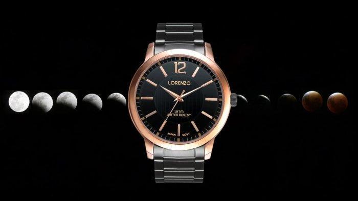 Lorenzo Watch, Jam Tangan yang Tak Hanya Elegan Tapi Juga Fashionable