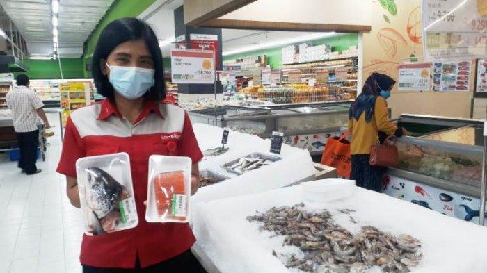 Lotte Mart Beri Spesial Promo Pesta Makan Seafood, Yuk Simak Apa Saja yang Ditawarkan