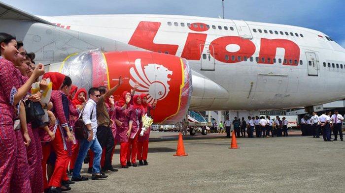 Lion Air Group Hanya Layani Sektor Esensial dan Kritikal
