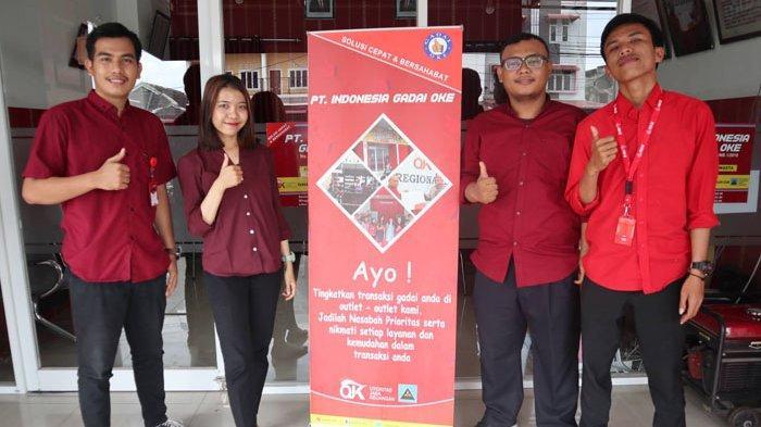Lowongan Kerja Medan, PT Indonesia Gadai Oke Buka Tiga Loker, Minimal Lulusan SMA