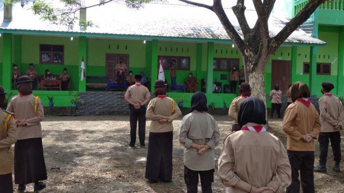 Pramuka Saka Wira Kartika Kodim 0203/Langkat Resmi Dibuka