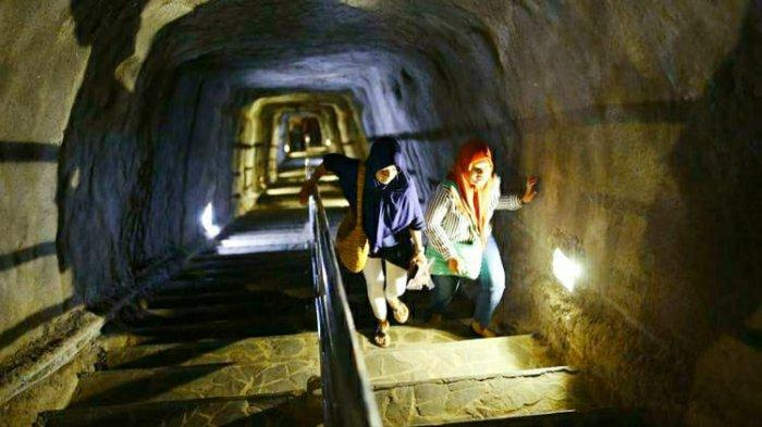 Menyusuri Sejarah Lubang Jepang, Tempat Menyeramkan dari Masa Perang Dunia II