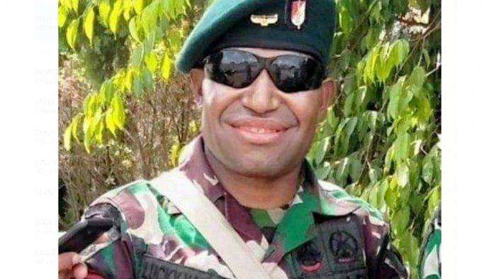 INILAH Tampang Lucky Matuan Eks Prajurit TNI yang Membelot ke KKB Papua dan Perangi TNI