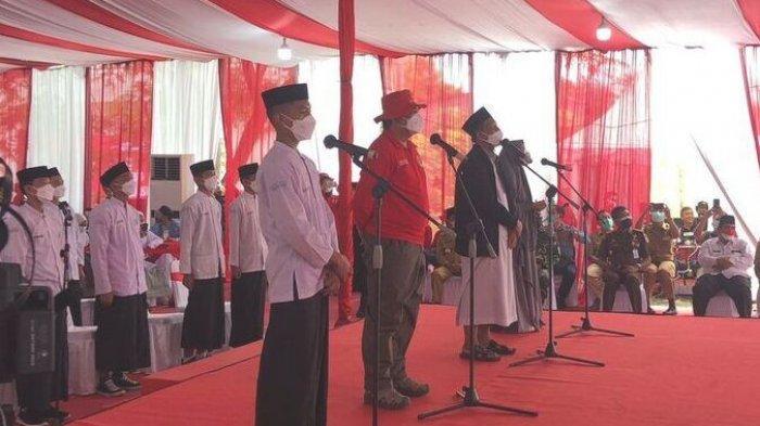 Santri Asal Binjai Ingin Seperti Menteri Luhut, Ini Komentar Presiden Jokowi!