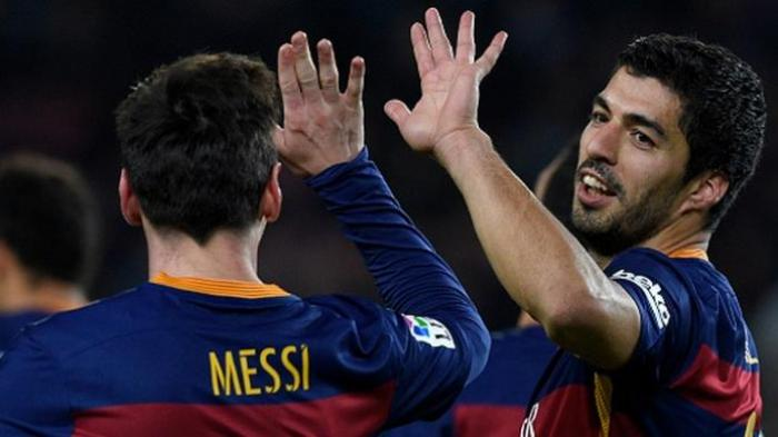 JAM Tayang Siaran Big Match Barcelona Vs Ateltico Madrid, Reuni Persaingan Messi Vs Suarez