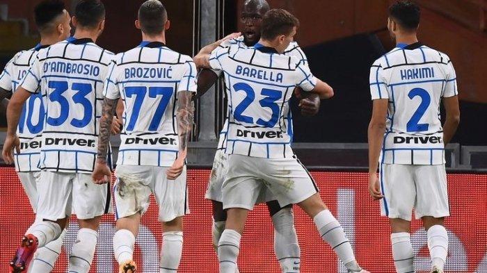 JADWAL Liga Italia, Inter Milan Bisa Melejit di Puncak, Berkat Conte Hentikan Kebiasaan Buruknya
