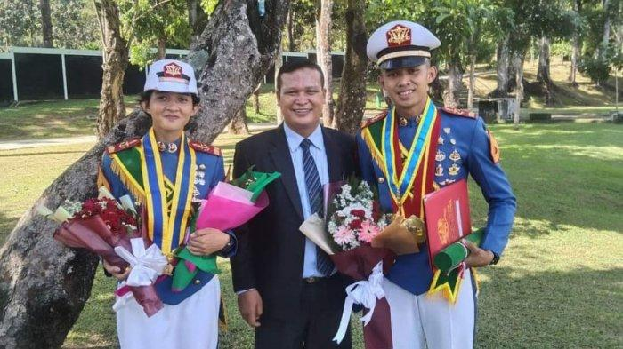 SEPTIAN Pasaribu Terpilih Jadi Taruna Terbaik di Akmil 2021, Ini Pernyataan Orangtua