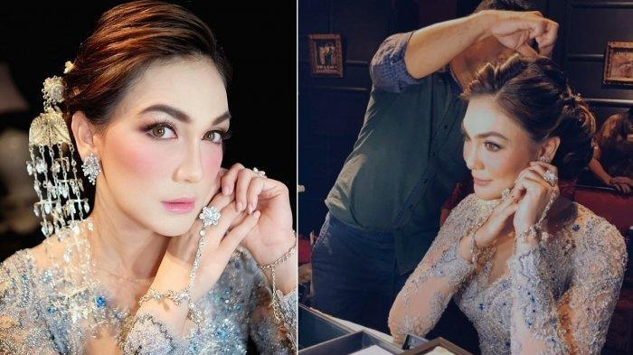 INTIP POTRET Cantik Luna Maya Berhijab, Warganet Kaget Bilang Mirip Orang Turki