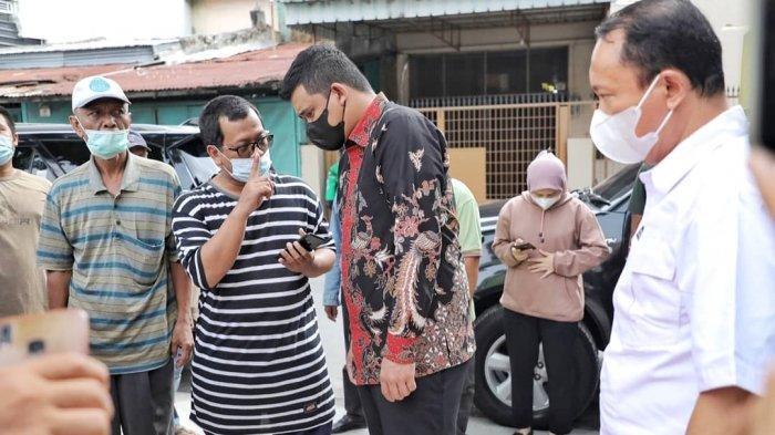 Lurah Pandau Hulu II Kena 'Amuk' Bobby Nasution Gegara Bangunan Liar