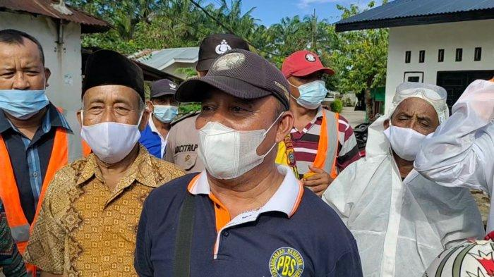 7 Orang Terpapar covid-19 di Serdang Sari, Lurah Terapkan Tamu Wajib Lapor