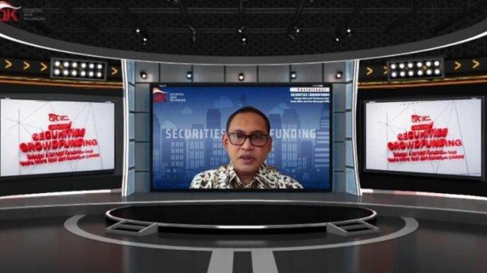 KABAR Gembira bagi Pelaku UMKM, Dapatkan Modal Usaha lewat Skema Securities Crowdfunding