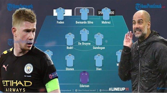 SESAAT LAGI Live Streaming Manchester City vs PSG, Tonton Link Live Liga Champions M City vs PSG
