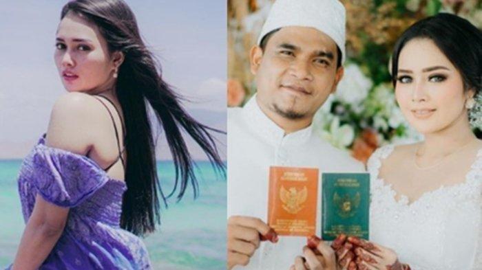 Istri Cantik Youtuber Maell Lee Kini Rela Jualan Es Kelapa Muda, Tak Lagi Dapat Nafkah dari Suami