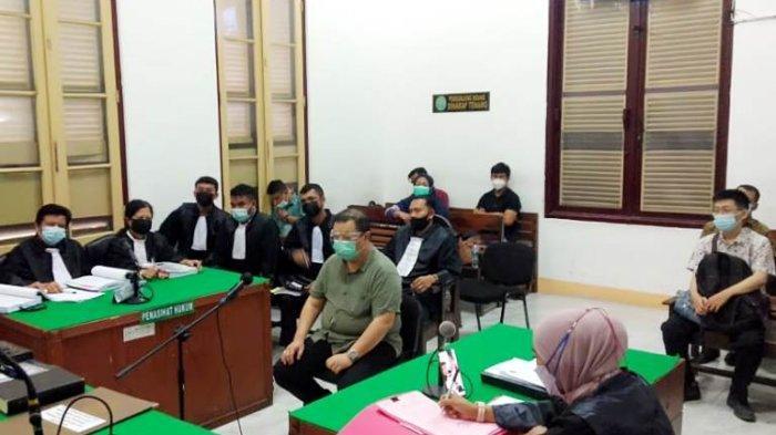 Ko Ahwat Tango, Bos Judi Online Bayar Anggota Kodam I/BB untuk Bunuh Asiong, Menanti Sidang Kedua