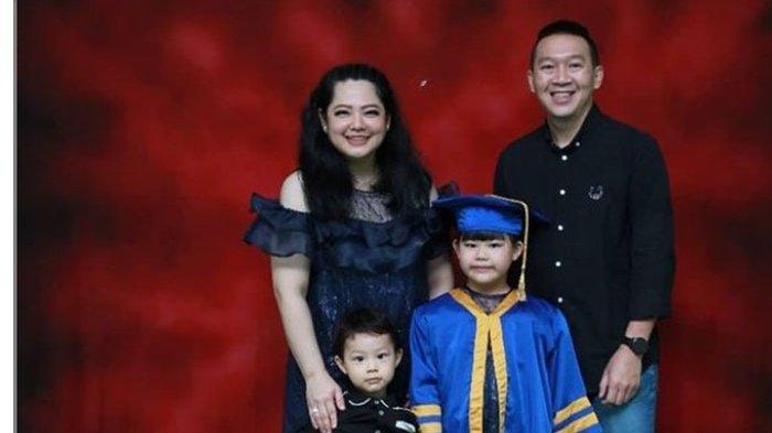 Magdalena Tan dan keluarga
