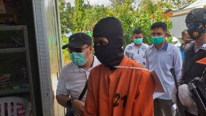 Mahasiswa NJM tersangka pencabulan anak bayi 1 tahun di Kupang.