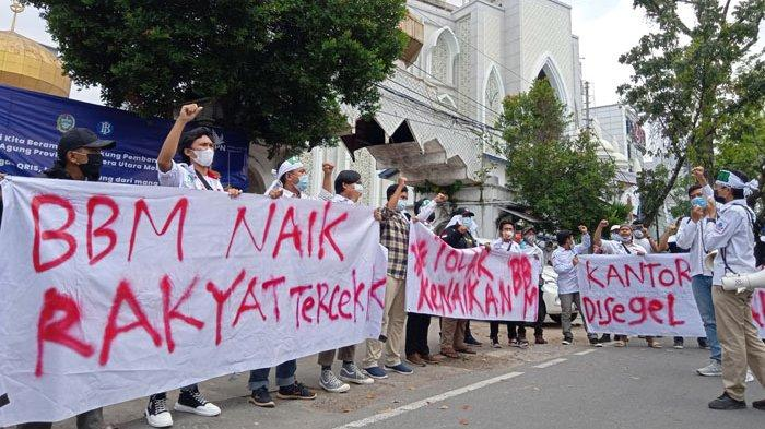 Kenaikan Harga BBM Jelang Ramadhan Picu Gejolak di Sumut, Mahasiswa Mulai Bergerak Turun ke Jalan