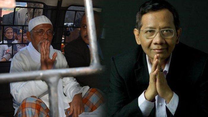 Alasan Mahfud MD, Abu Bakar Baasyir Gak Bisa Bebas, Respons Politisi PDIP soal Pancasila & NKRI