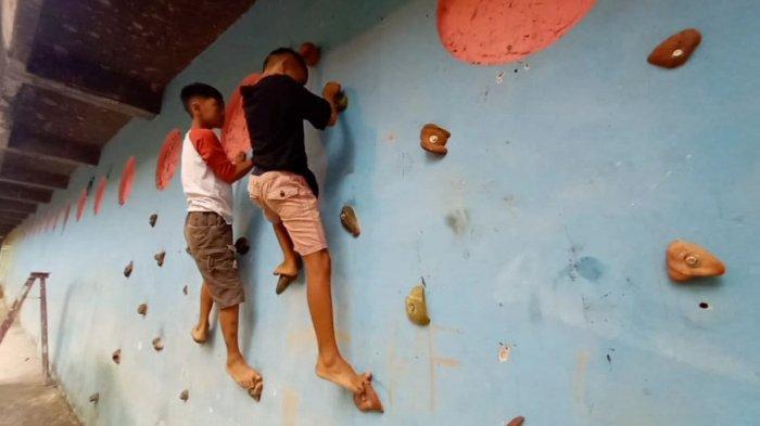 Harumkan Sumut di PON 2024, Kampung Sejahtera Siap Suplai Atlet Panjat Tebing