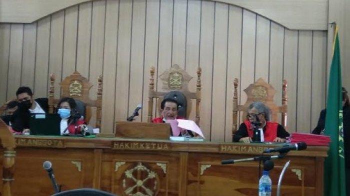 Nekat Jadi Kurir Sabu 3 Ons demi Upah Sejuta, Herry Kini Divonis 15 Tahun Penjara