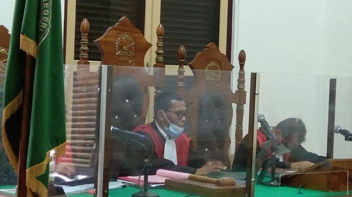 Simpan Sabu di Kamar Sekda Tanjungbalai, Kedua Pria Ini Kaget Divonis 18 Tahun Penjara
