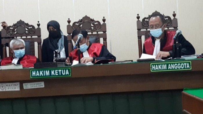 Posting Soal Kinerja Buruk Polsek Sunggal, Agustina Dihukum 1 Tahun Penjara