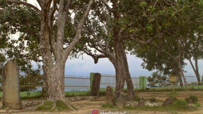 Makam Papan Tinggi, Komplek Makam Tertinggi di Kecamatan Barus