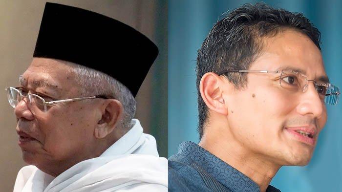 Kyai Ma'ruf Sebagai Jalan Tengah Politik Ruwet. Sandiaga?
