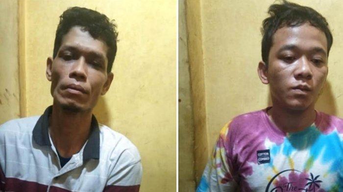 Dua Kawanan Maling Curi Tas Sandang Milik Ibu Bhayangkari Siantar