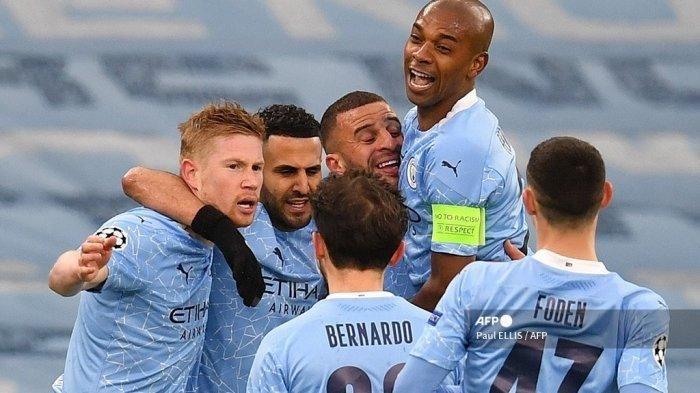 HASIL Liga Champions - Bungkam PSG 2-0, Manchester City Ukir Sejarah Melaju Ke Final Pertama Kali