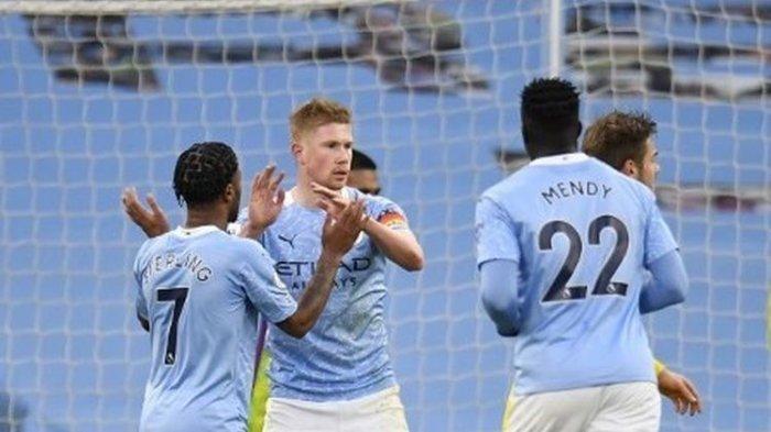 JADWAL Siaran Langsung Arsenal Vs Man City, Guardiola Siap Jalani Jadwal Padat, Live NET TV