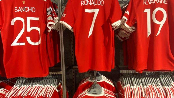 DAFTAR Skuat Man United di Liga Champions, Cristiano Ronaldo Masuk, Greenwood Kemana?