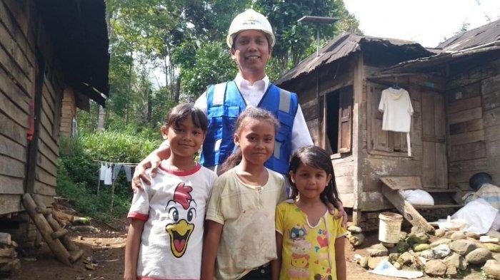 Kampung Utte Rudang Segera Dialiri Listrik, Respons Warga Terkejut sekaligus Sangat Bahagia