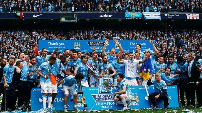 Koleksi 87 Poin, Manchester City Juara Liga Inggris jika MU Imbang Saja dan Swansea City Tumbang