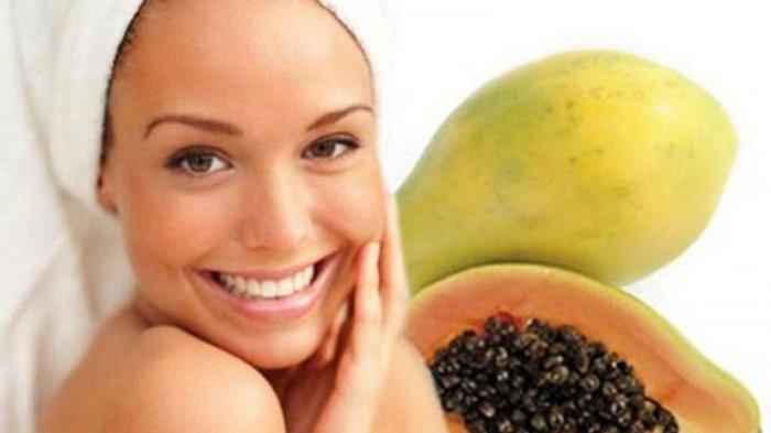 BERITA KESEHATAN - 5 Manfaat Pepaya Selain Antioksidan, Masker Kecantikan Kulit & Wajah