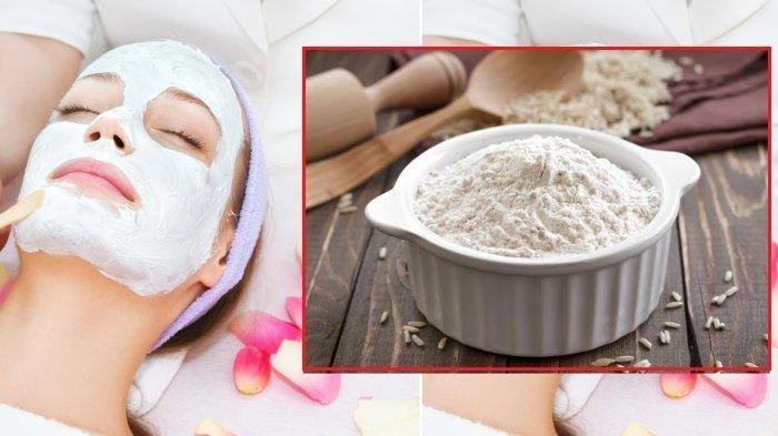 Manfaat Tepung Beras Untuk Kesehatan Dan Kecantikan Bisa Hilangkan Kolestrol Hingga Jerawat Tribun Medan