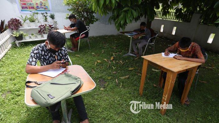 Dinas Pendidikan Sumut Keluarkan Surat Edaran Persiapan Sekolah Tatap Muka 2021 Tribun Medan